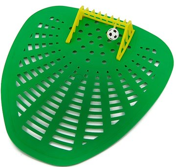 Urinoirrooster sport voetbal groen