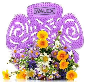 Urinoirrooster standaard Walex Flower